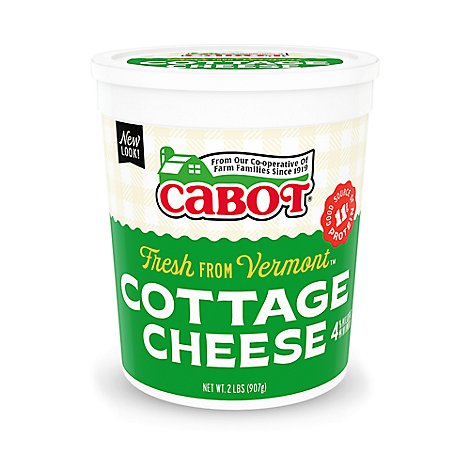 Cabot Regular Cottage Cheese - 32 OZ