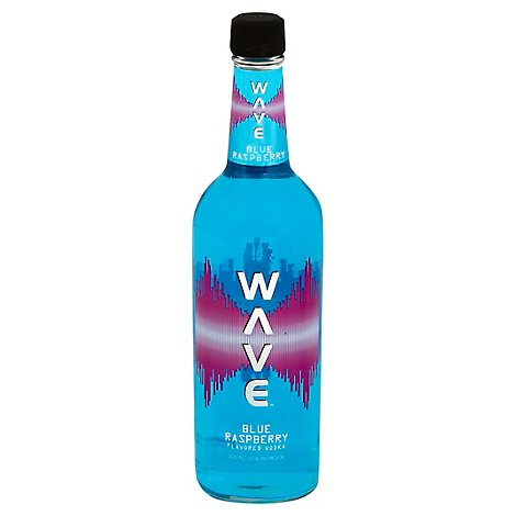 Blue Wave Vodka Raspberry - 25.4 FZ