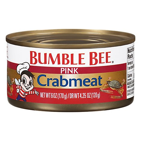 Bmbl Bee Crabmeat Pink - 6 OZ