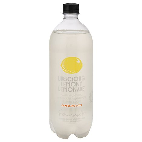 Frannies Lemony Lemonade - 1 LT