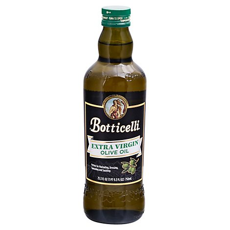 Botticelli Extra Virgin Olive Oil - 25.5 FZ