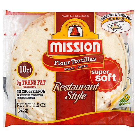 Mission Fajita Si - 11.5 OZ