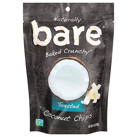 Bare Coconut Chips Simply Toasted - 1.41 OZ
