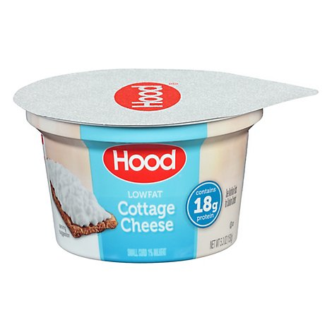 Hood Low Fat Cottage Cheese - 5.3 OZ