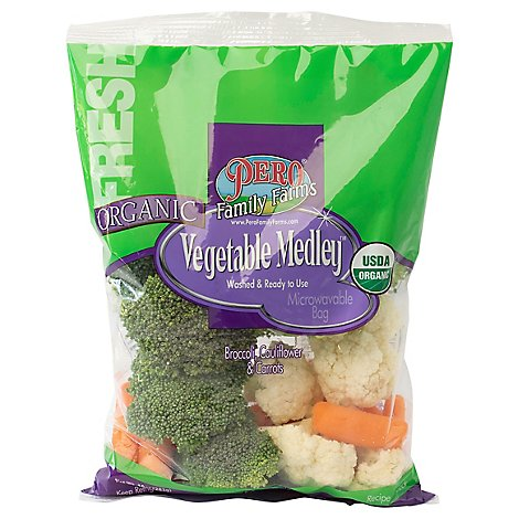 Vegetable Medley Organic - 10 OZ