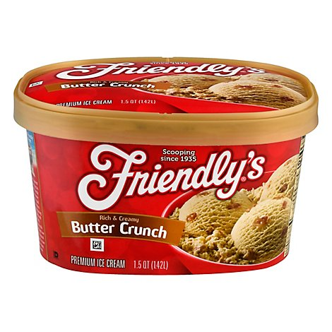 Frndly Butter Crunch - 1.5 QT