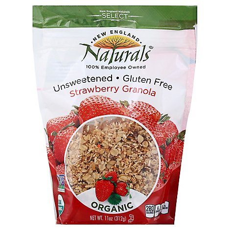 New England Natural Bakers Granola - 11 OZ