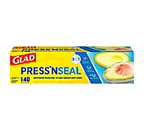 Glad Press N Seal Plastic Wrap - 140 SF