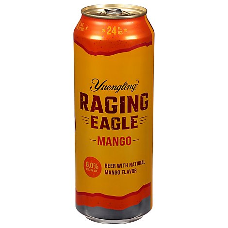 Yuengling Raging Eagle Mango In The Can - 24 FZ