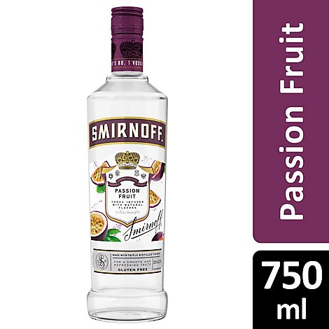 Smirnoff Passion Fru - 750 ML