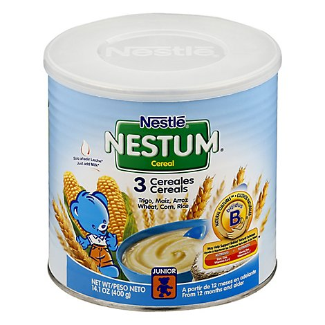 Nestle Nestum Cereal Baby - 14.1 OZ