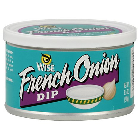 Wise French Onion Dip - 8.5 OZ