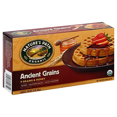 Natures Path Ancient 9 Grains & Honey - 7.4 OZ
