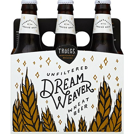 Troegs Ale Wheat Dreamweaver - 6-12 FZ