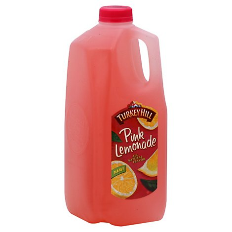 Turkey Hill Pink Lemonade - 64 FZ