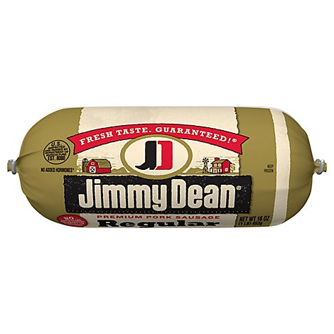 Jimmy Dean Sausage Roll Regular - 16 OZ