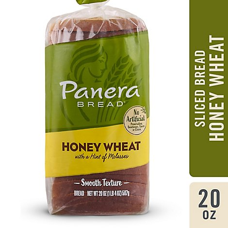 Panera Honey Wheat Bread - 20 OZ