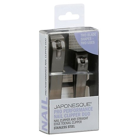 Japone Nail Clipper Duo Pro Perform - 1 EA