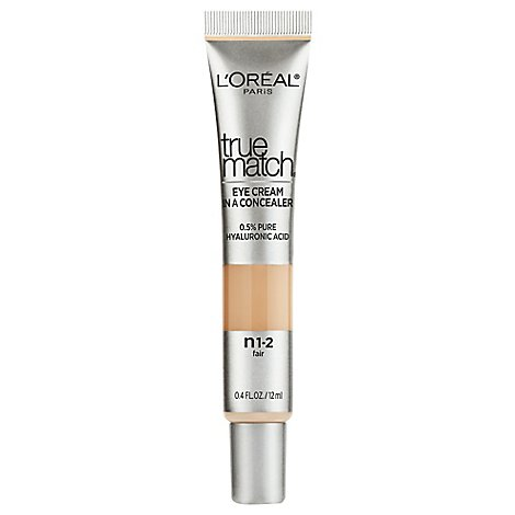 L'orea Tm Eye Cream Cnclr Fair N1-2 - .4 FZ