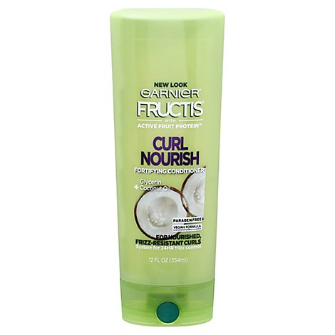 Garnier Curl Nourish Conditioner - 12 FZ