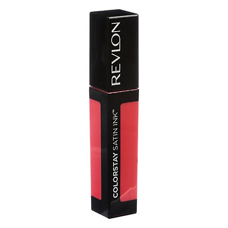 Rev Clrsty Ink Lw Liq Lip Silk - .17 FZ