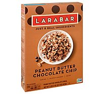 Larabar Peanut Butter Chocolate Chip Cereal - 22.7 OZ