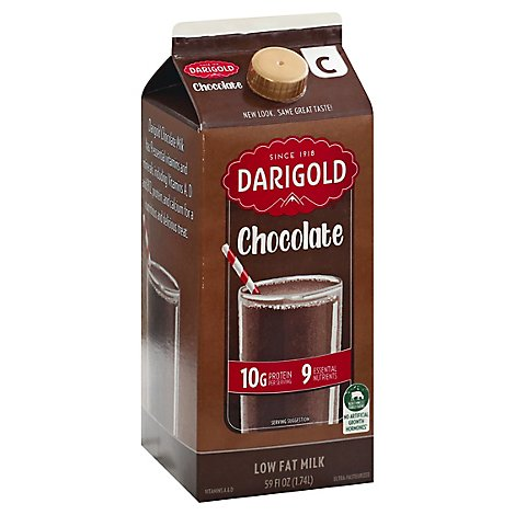 Darigold 1% Chocolate Milk - 59 FZ