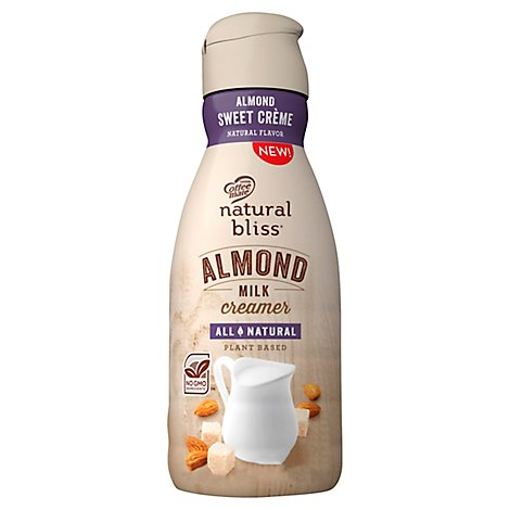 Coffee Mate Natural Bliss Almond Sweet Creme Coffee Creamer - 32 FZ