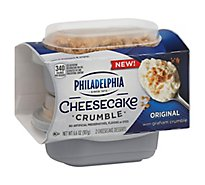 Philadelphia Cheesecake Crumble Original - 6.6 OZ