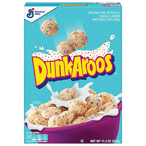 Dunkaroos Cereal - 11.3 OZ