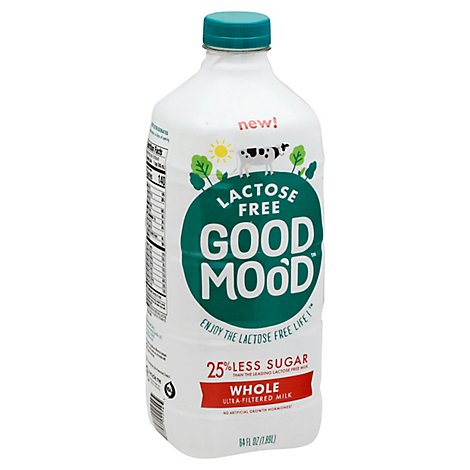 Good Mood Whole Milk Bottle - 64 FZ