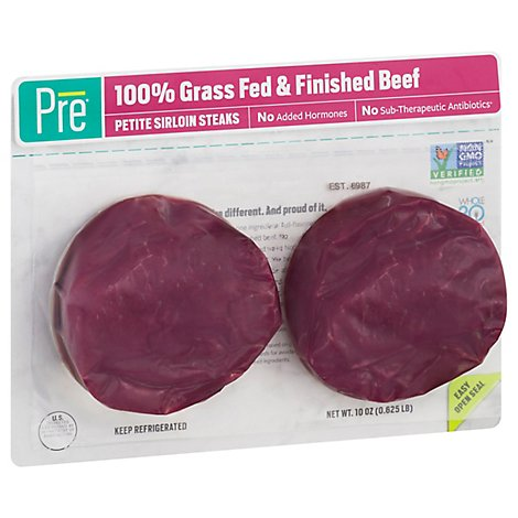 Pre Brands Petite Sirloin Steak - 10 OZ