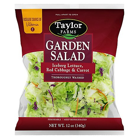 Tf Garden Salad - 12 OZ