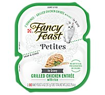 Purina Fancy Feast Chicken Rice In Gravy - 2.8 OZ