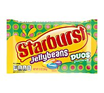 Starburst Candy Jelly Beans Duos Easter - 13 Oz