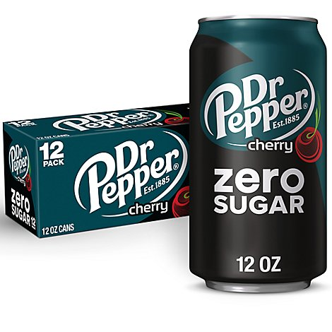 Zsgr Dr Pepper Cherry - 12-12 FZ