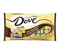 Dove Promises Chocolate Candy White Chocolate & Lemon Meringue Easter - 7.4 Oz