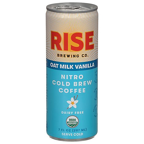 Rise Brewing Co Coffee Rtd Cold Brew Van - 7 FZ