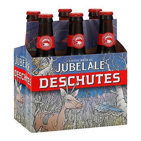 Deschutes Seasonal Brew Beer Bottles - 6-12 FZ