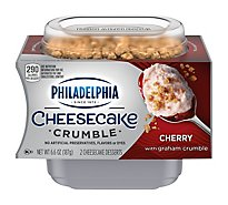 Philadelphia Cheesecake Crumble Cherry - 6.6 OZ