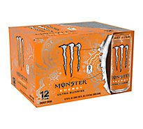 Monster Energy Drink Zero Sugar Ultra Sunrise - 12-16 Fl. Oz.