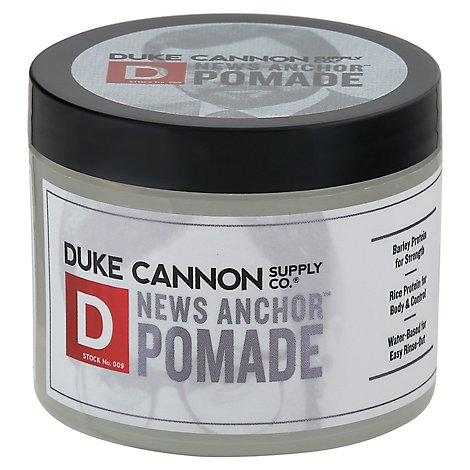 Duke Cannon News Anchor Pomade - EA