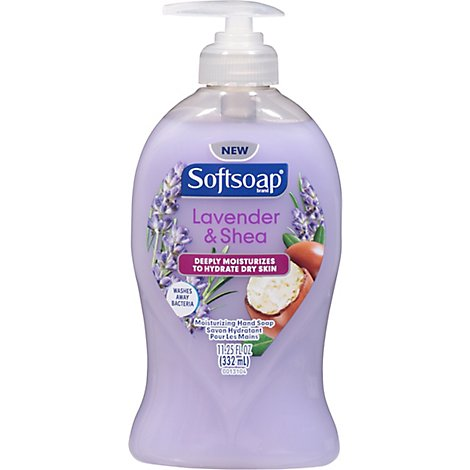 Softsoap Gentle Wash Liquid Hand Wash Lavender - 11.25 FZ