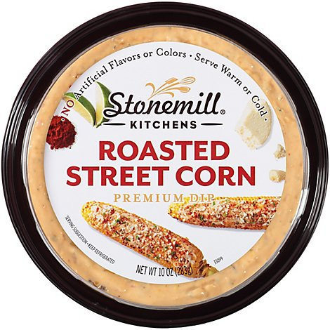 Resers Roasted Sweet Corn Dip - 10 OZ