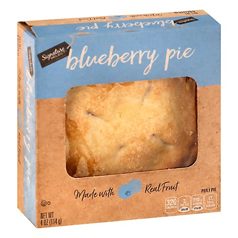 Signature Select Blueberry Pie Mini - 4 OZ