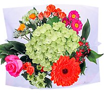 Debi Lilly Grand Spicy Love Bouquet - Each (flower colors will vary)