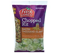 Fresh Express Bacon Thousand Island Chopped Kit - 9.4 OZ