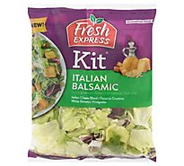 Fresh Express Italian Balsamic Salad Kit - 10.5 OZ