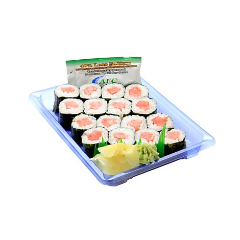 AFC Sushi Seaside Combo 16 Count - 8.25 Oz (Available After 11 AM)