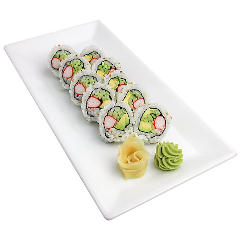 Afc Sushi California Roll Sp - 7 OZ
